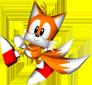 Tails2 Artwork - Sonic R