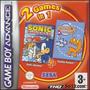 Sonic Advance Chu Chu Rocket 2 games in 1 - Boxart EUR
