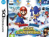 Mario & Sonic ai Giochi Olimpici Invernali (Nintendo DS)