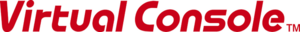 Virtual Console - Logo (3DS)