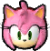 Amy Rose Icona - Sonic Runners