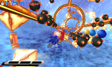 Fase Speciale Screenshot - Sonic Generations (3DS)