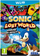 Sonic Lost Worl Edizione Sei Nefasti - Boxart ITA