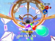 Sfida Bonus Screenshot - Sonic Heroes
