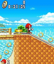 Knuckles Screenshot - SonicN