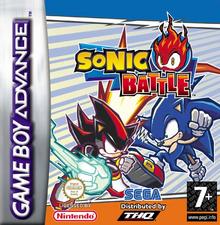 Sonic Battle - Boxart EUR