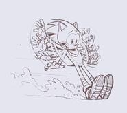 Sonic4 Concept - Sonic Boom