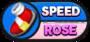 Velocità Rose Icona - Sonic Runners