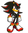 Shadow Artwork - Sonic Chronicles La Fratellanza Oscura