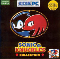 Sonic & Knuckles Collection - Boxart