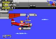 Ultimo inseguimento Screenshot - Sonic the Hedgehog 2 16-bit