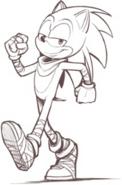 Sonic3 Concept - Sonic Boom