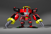 Omega Concept 3D - Sonic Heroes
