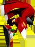 Metal Knuckles Artwork - Sonic R