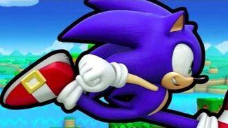 Sonic Runners - Gameplay Video