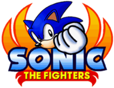 Sonic the Fighter - Logo