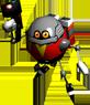 Eggrobo2 Artwork - Sonic R