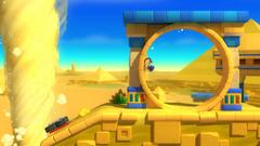 Desert Ruins Zona 4 Screenshot - Sonic Lost World (Wii U)