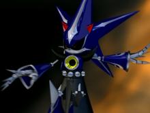 Neo Metal Sonic Screenshot - Sonic Heroes