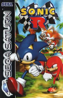 Sonic R - Boxart EUR