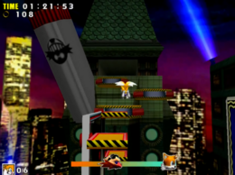 Tails Screenshot - Sonic Adventure DX