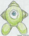 Groen klein