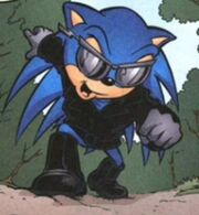 Anti-Sonic