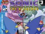 Sonic the Hedgehog (stripserie)