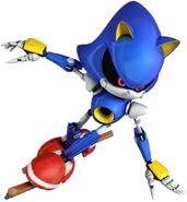 Metal Sonic 12