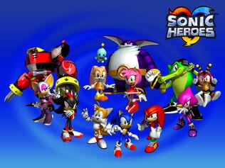 Sonic Heroes 2