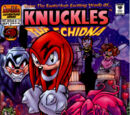Knuckles the Echidna (stripserie)