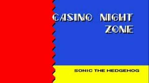 Sonic 2 Music Casino Night Zone (1-player)