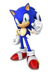 Sonic The Hedgehog 4 - Episode 1 (Sonic The Hedgehog)