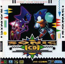 Sonic cd jp