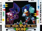 Sonic the Hedgehog CD