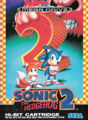 Sonic the Hedgehog 2 (16-Bit) EU