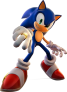 Sonic pose 70