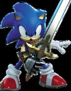 Sonic Black Knight
