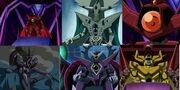 Leaders of the Metarex by peinwihoutlove