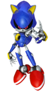 Metal Sonic decal
