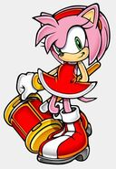 Amy Sonic Advance