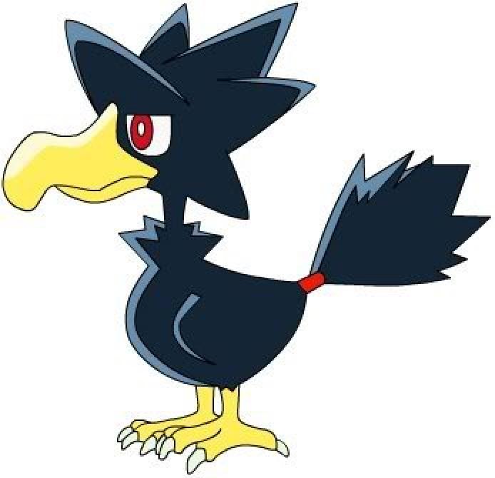 Bayleef Evolution Murkrow   Sonic Pok&#2...