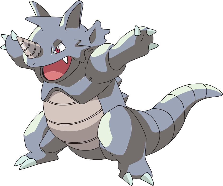 Image result for rhydon pokemon
