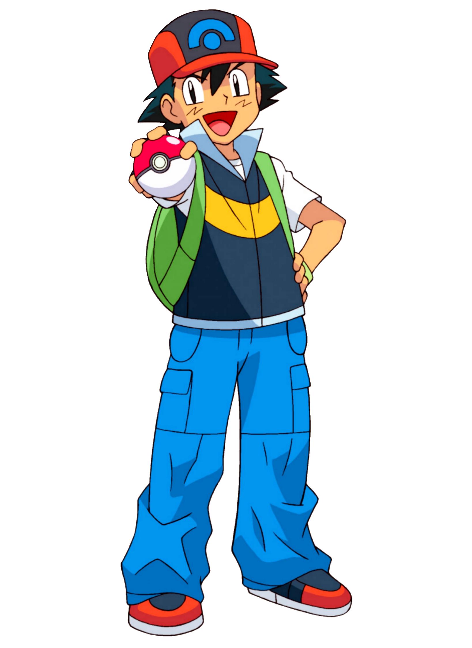 Ash Ketchum | Sonic Po... Original Pokemon Ash