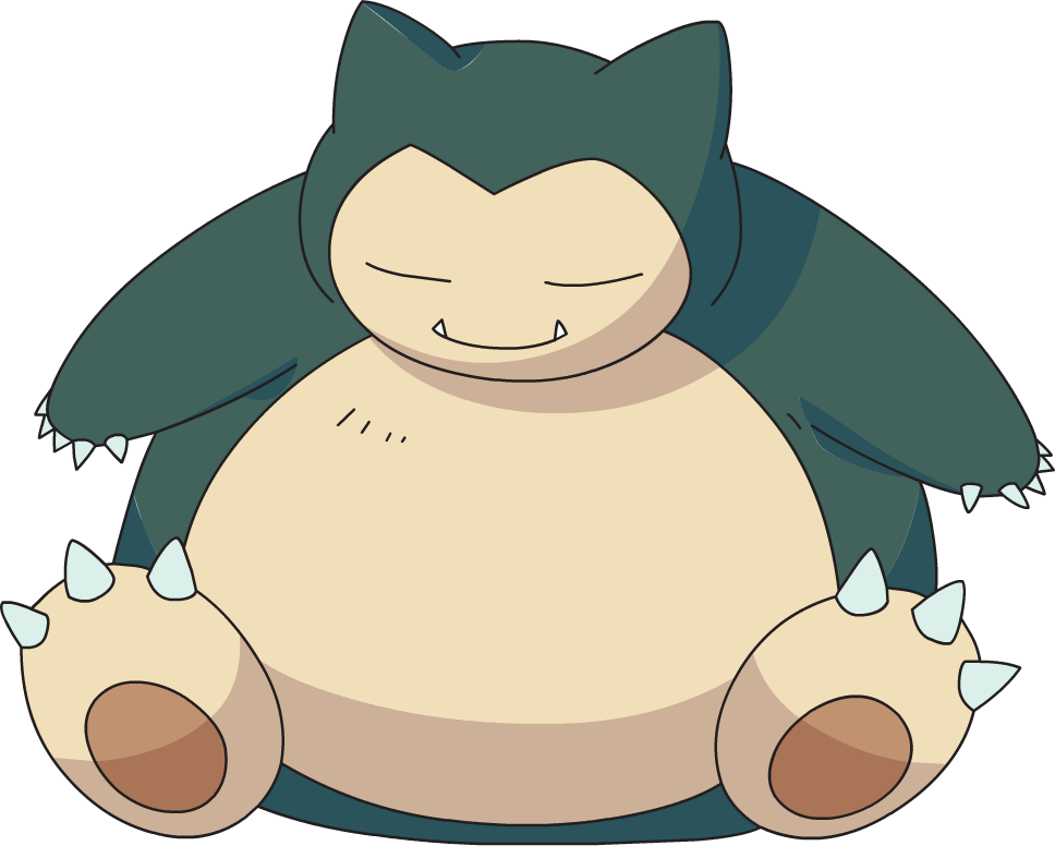 Image result for snorlax sleep