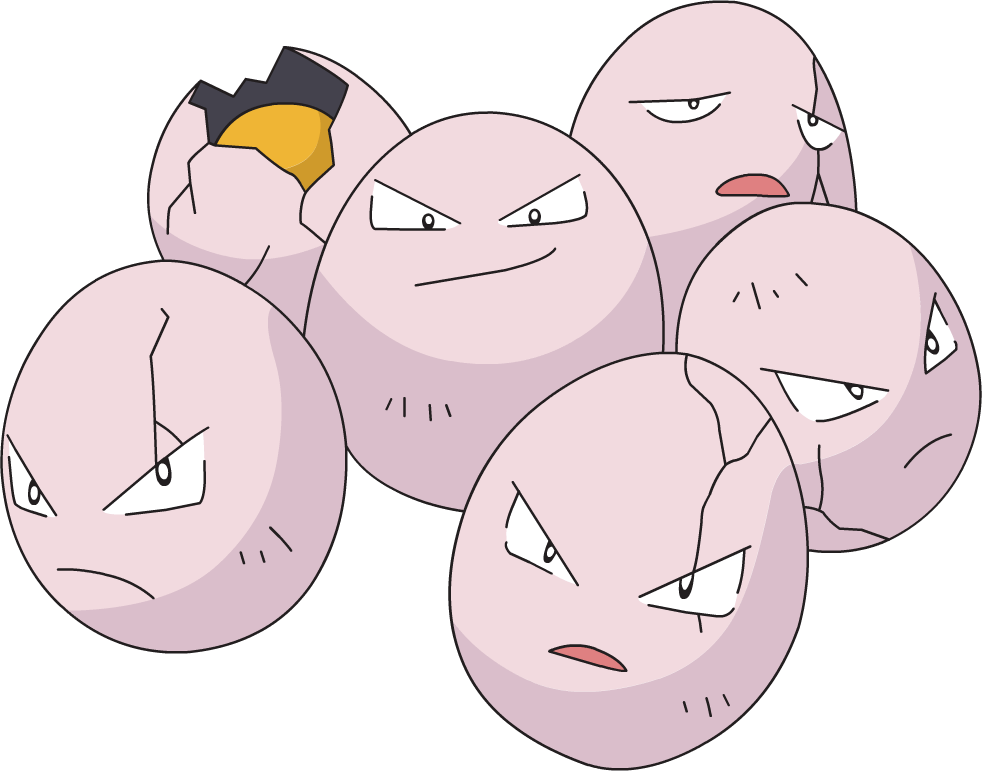 Image result for exeggcute