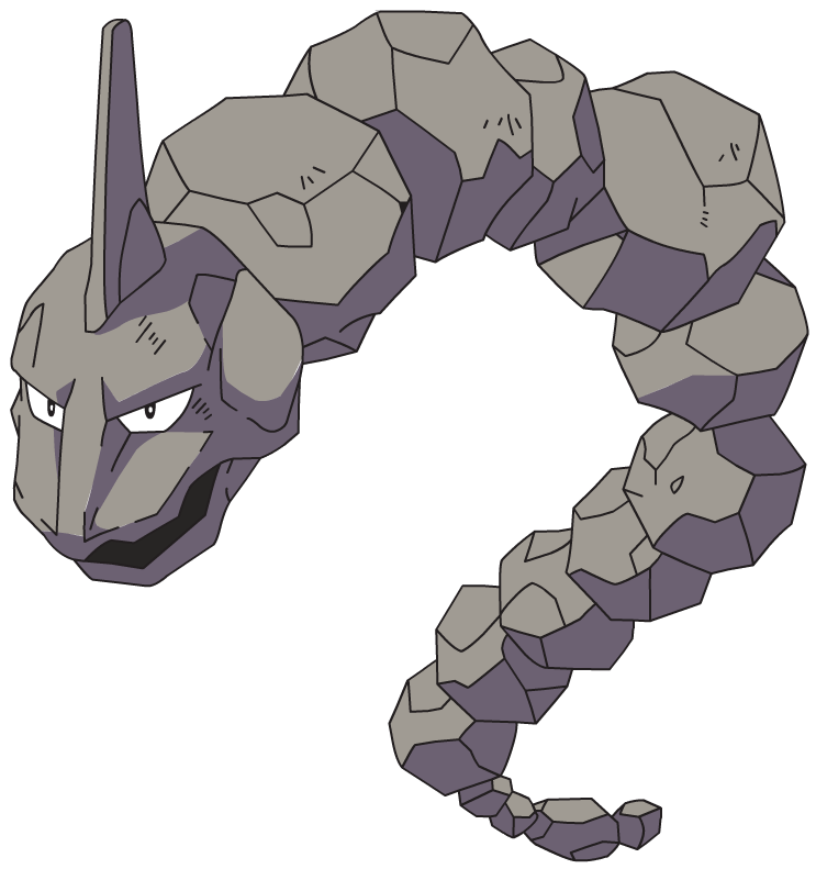 Onix | Sonic Pokémon Wiki | FANDOM powered by Wikia