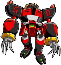 Omega-signature-pose