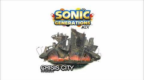 Generations Mixes - Crisis City