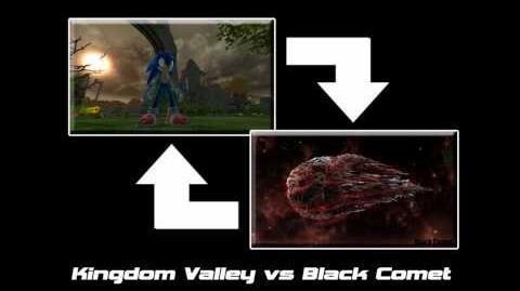 Dark Kingdom Comet